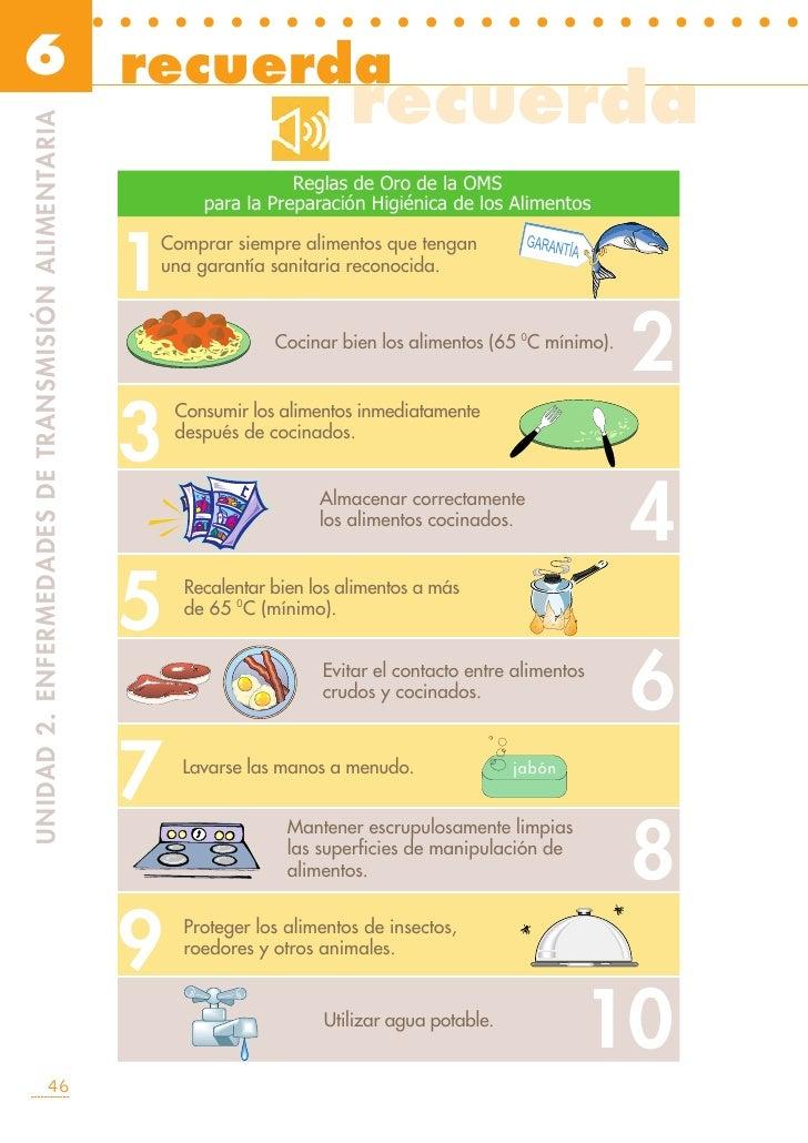 Manual higiene y manipulaci n de alimentos 2 - Carne manipulacion de alimentos ...