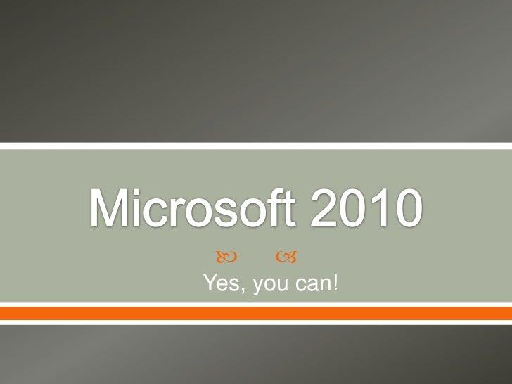 Basic office2010