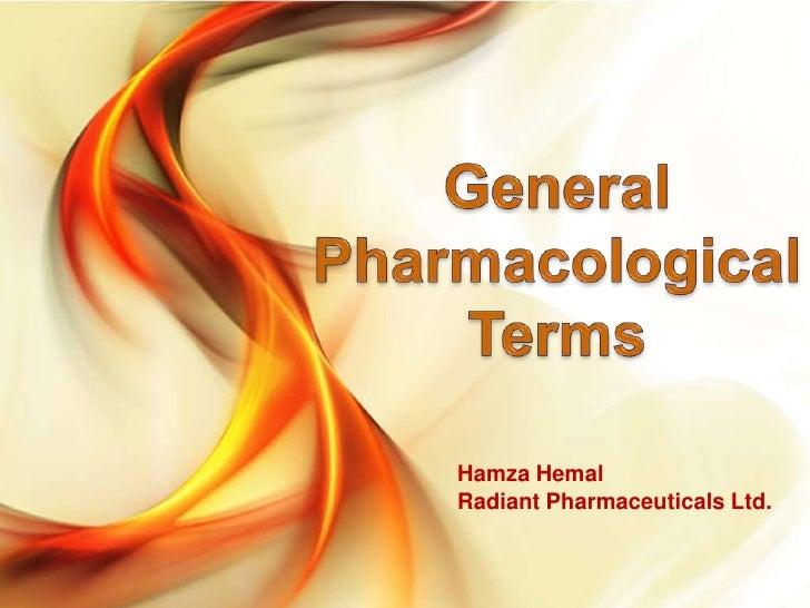 Hamza HemalRadiant Pharmaceuticals Ltd.
