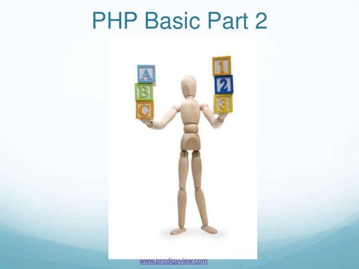 Learning PHP Basics Part 2