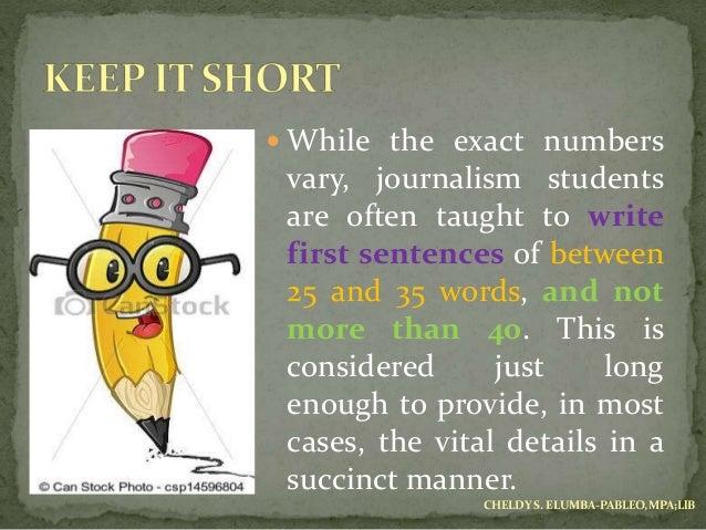 basic principle of essay writing