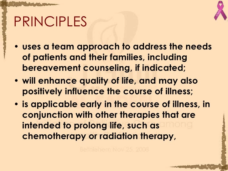 palliative care 3 essay Indian journal of palliative care 13 (3) 173-174 doi:104103 chosen lifespan category reflecting a palliative approach essay has minimal support from.
