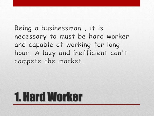 basic qualities of a good businessman personal qualities 20