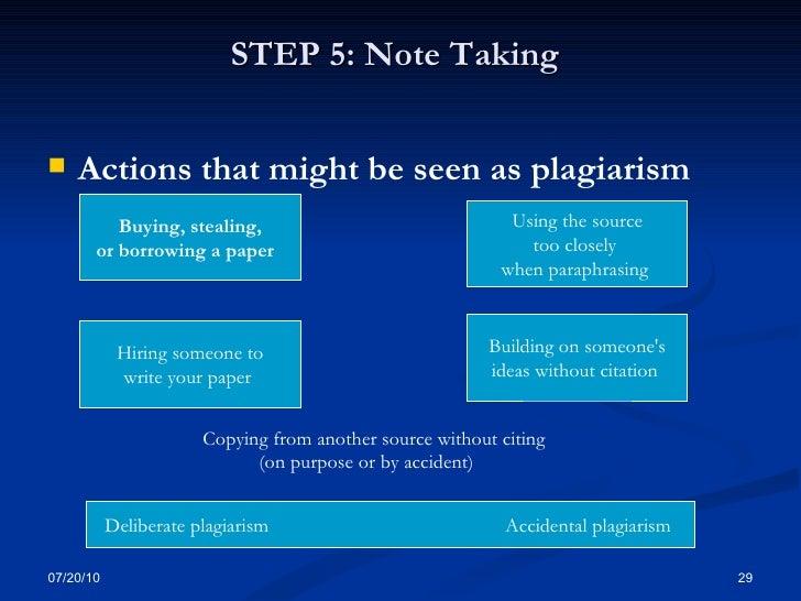sage skill study thesis writing