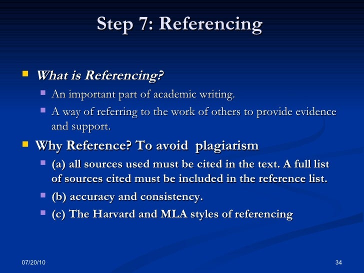 How to write synthesis paper