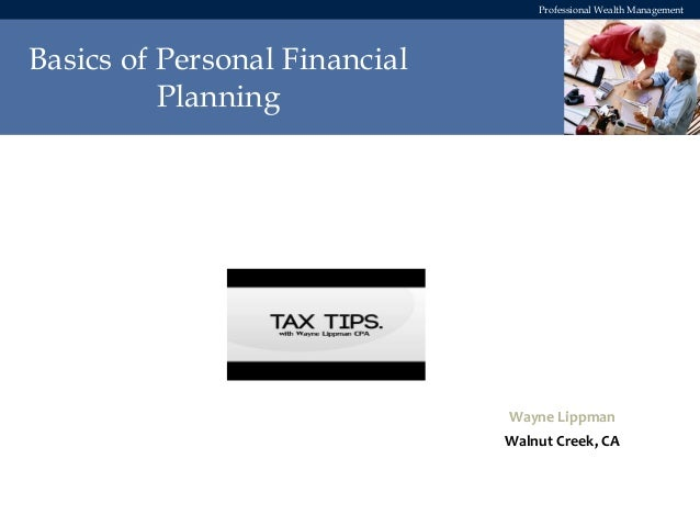 fundamentals of personal financial planning Required fees: price registration - a $75 late fee will be assessed to all registrations received after 7/5/2018: $90000.