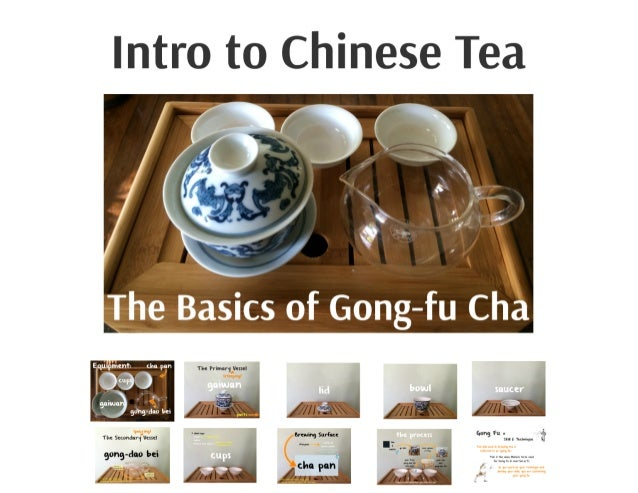 Intro to Chinese Tea: The Basics of Gong-fu Cha