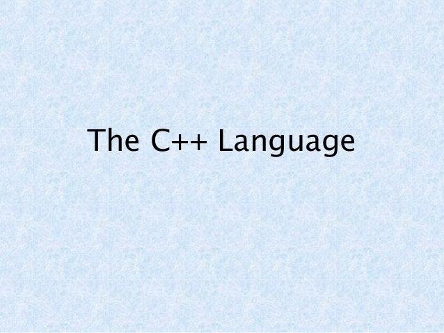 Basics of objective c