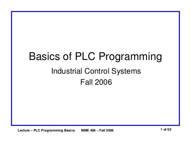 Basics of plc_programming1