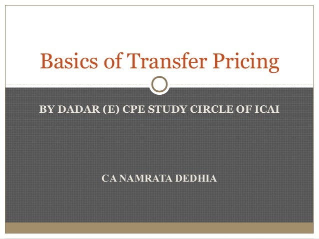 oecd transfer pricing guidelines 2016 pdf