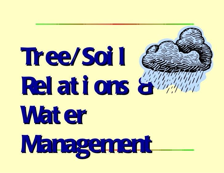 Basic soils   arborist version - 2010