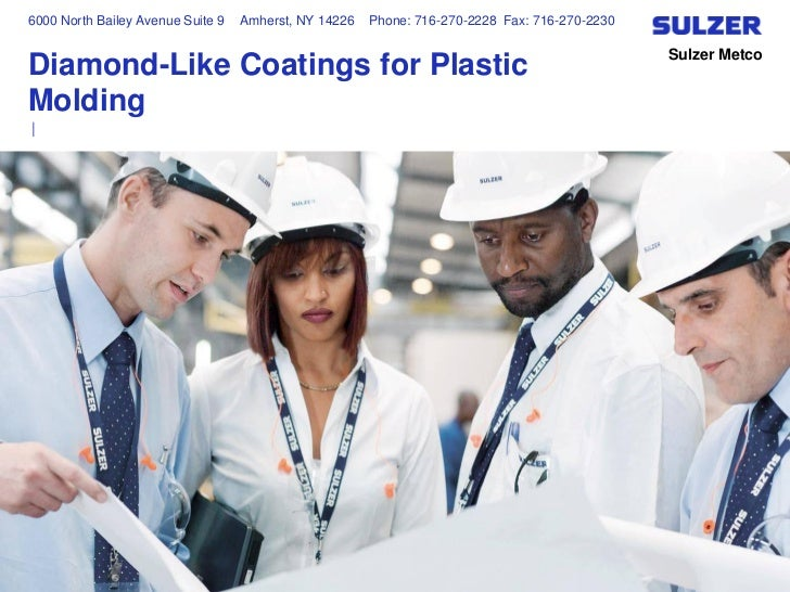 Basics On Sulzer Metco Dlc Coatings 070710