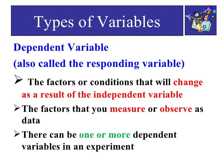 Independent variable science