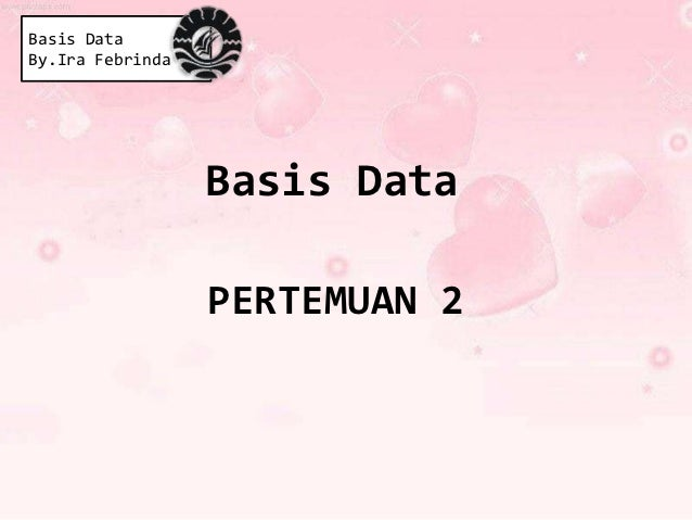 Basis data2
