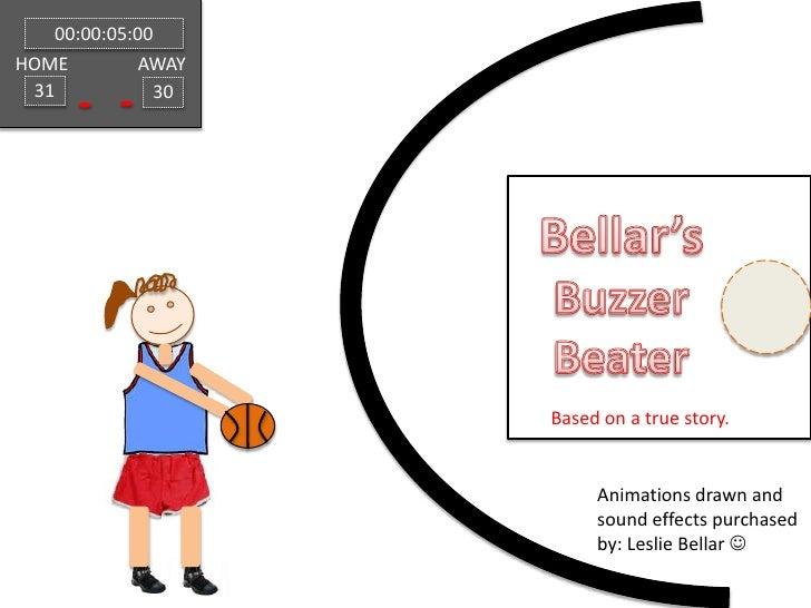 Basketball Animations
