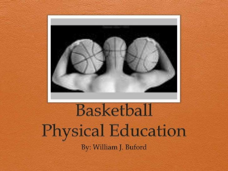 Basketball In Pe