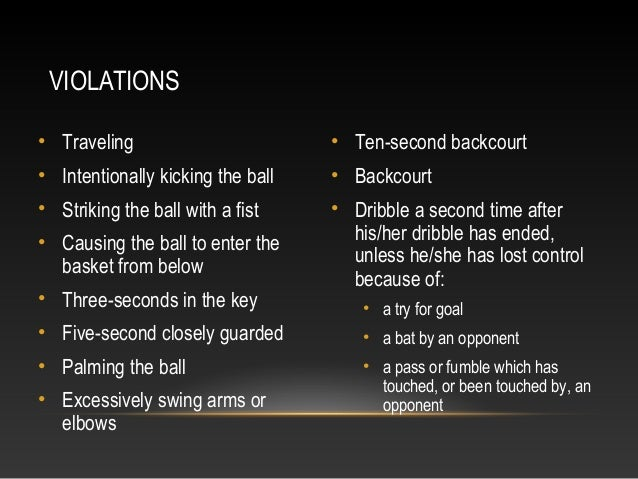 rules of basketball Basketballcom has an in-depth rules area with subsections for the particular types of rules, including scoring and timing, the play clock, fouls and penalties, and more go to site » the basketball hall of fame has the original 13 rules of the game, as outlined by dr james naismith, the inventor of basketball.