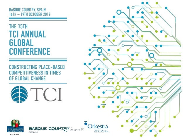 TCI2012 Building Marketing Externalities to Improve Agribusiness Clusters Competitiveness