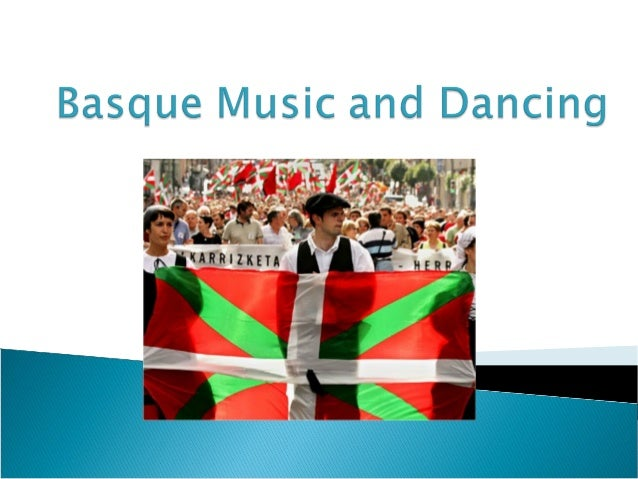 Basque music and dancing