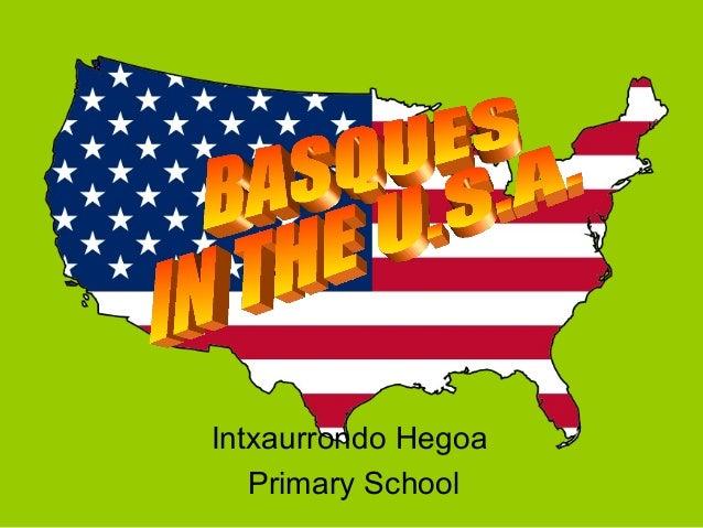 Intxaurrondo Hegoa Primary School