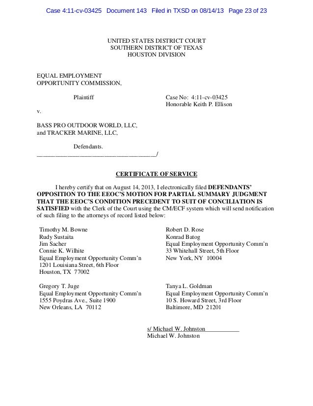 Sample Opposition To Summary Judgment Motion And Nrcp 56f 3384621