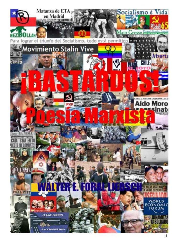 Bastardos poesia marxista 1