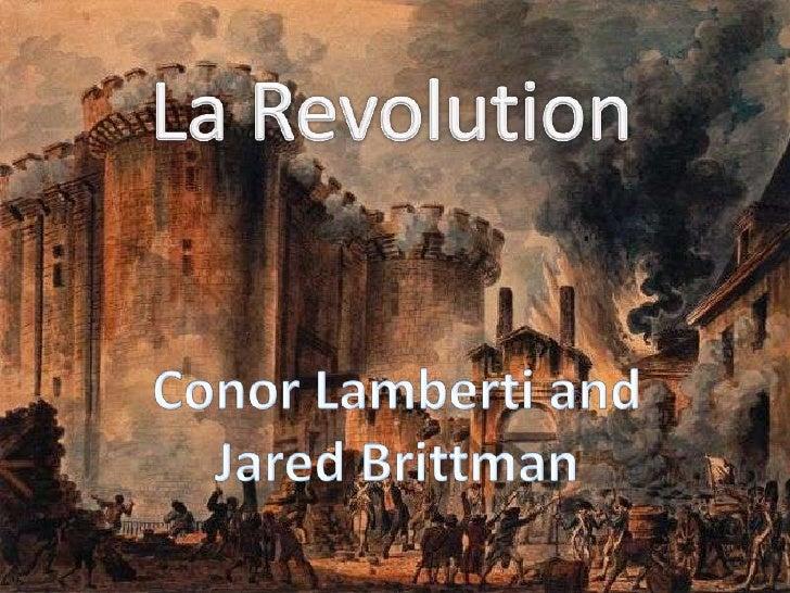 Conor and Jared<br />La Revolution <br />Conor Lamberti and Jared Brittman<br />