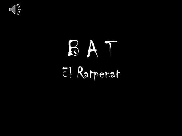 BATEl Ratpenat