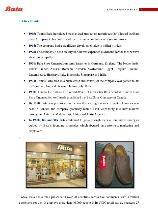 bata in india On july 20, bata india presents q1 figureswall street analysts expect bata india  will be reporting earnings per share of inr 472watch bata.