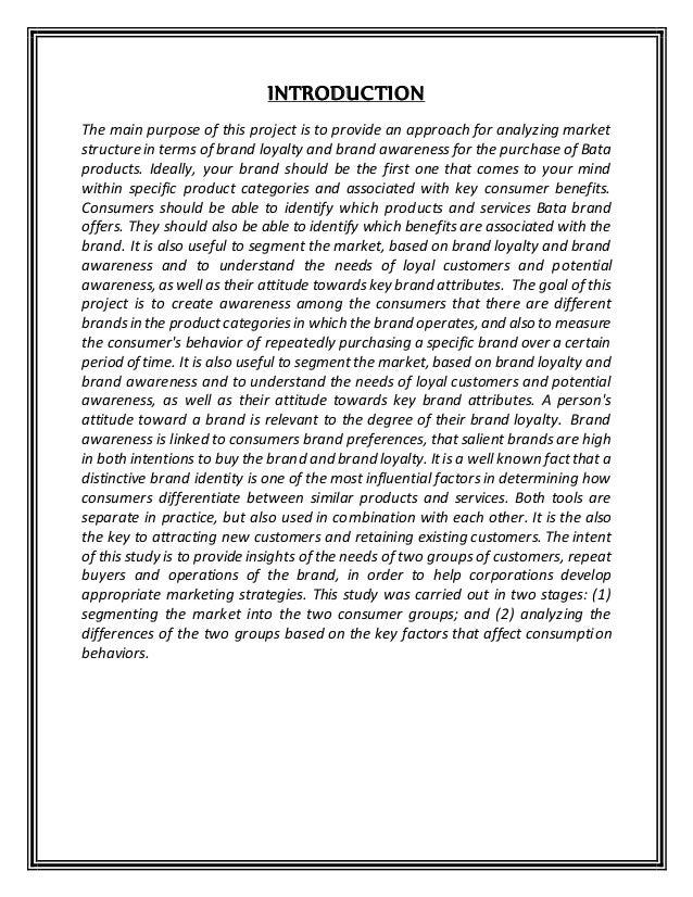 brand positing of bata Stp analysis of bata as an international brand bata divided their market into 5 positioning statement of bata the positioning statement of bata can be.