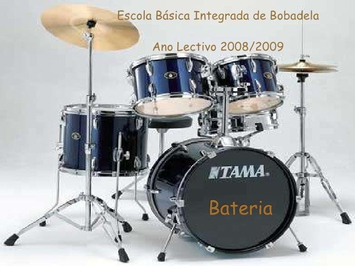 Escola Básica Integrada de Bobadela        Ano Lectivo 2008/2009