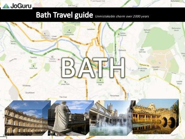 Bath Travel Guide - JoGuru