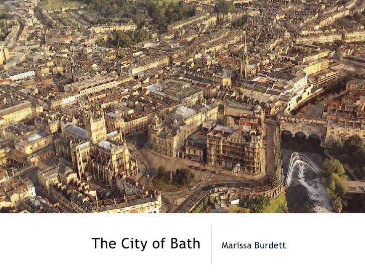 Jane Austen- Bath