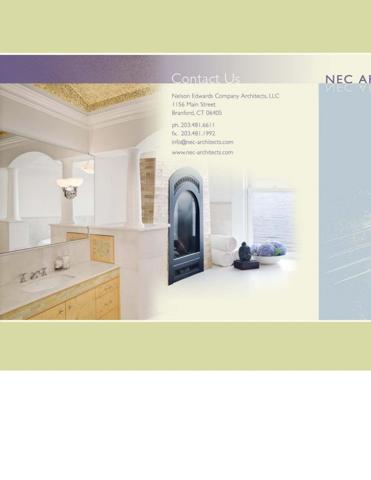 Tri-Fold Bathrooms Brochure