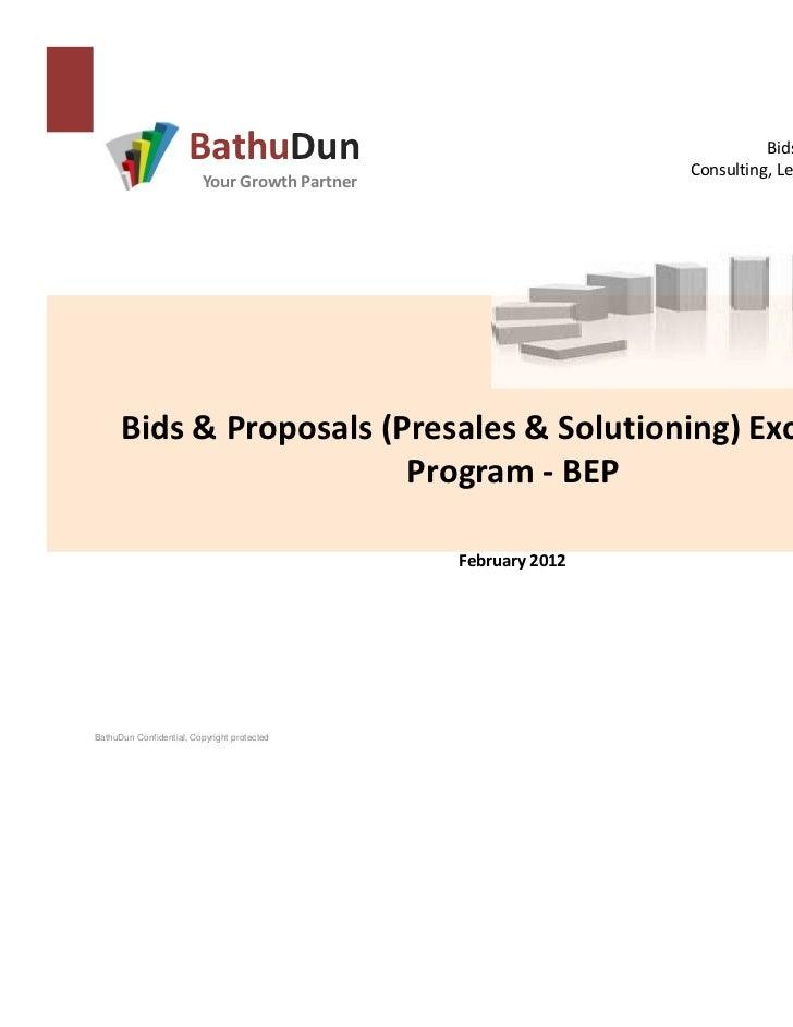 BathuDun                                           Bids, Proposals & Tenders                                              ...