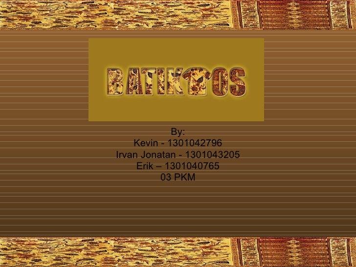 Batikaos