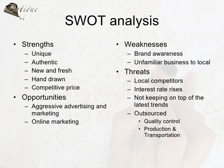 Business Analysis Dissertation