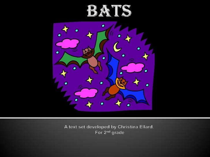 BATSA text set developed by Christina Ellard. For 2nd grade <br />