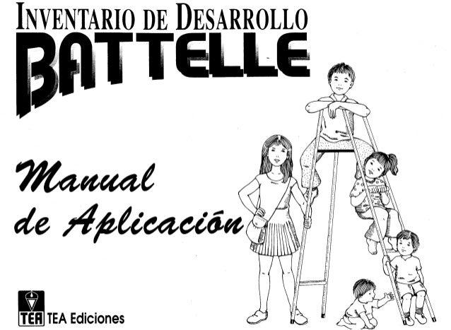 INVENTARIO DE DESARROLLO U D TEA TEA Ediciones