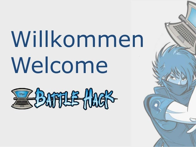 WillkommenWelcome