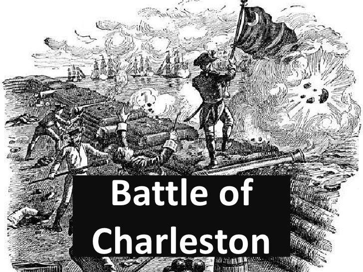 Battle of charleston