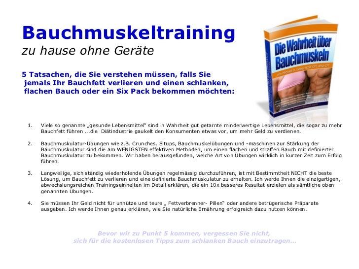 Bauchmuskeltraining zu hause ohne Geräte 5 Tatsachen, die Sie verstehen müssen, falls Sie jemals Ihr Bauchfett verlieren u...