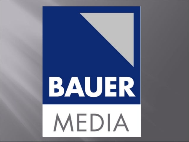 The Bauer media group is based in Hamburg, Germany but operates in fifteen different countries worldwide.  Worldwide Circ...
