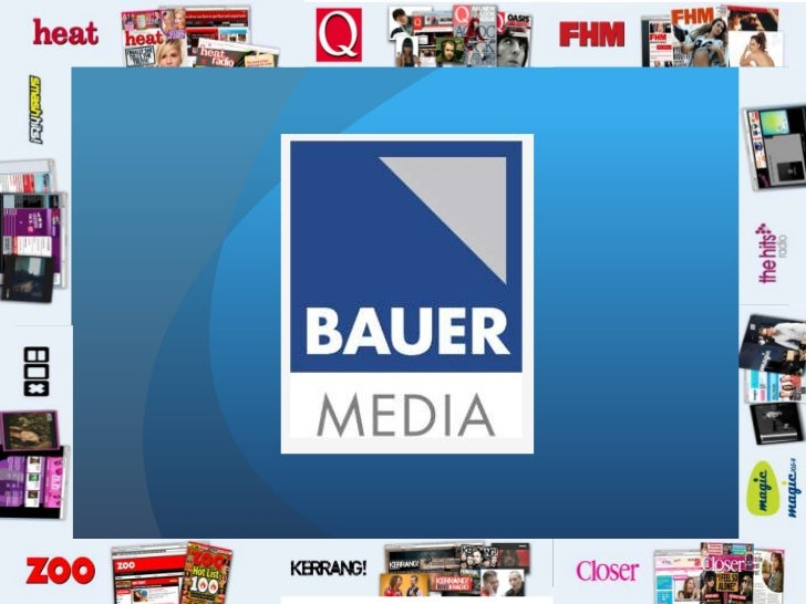 •   Bauer Media is a division of the Bauer Media Group, Europe's largest privately owned publishing Group.    The Group is...