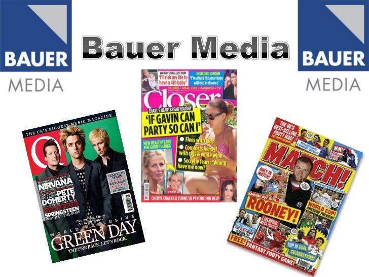 Bauer media