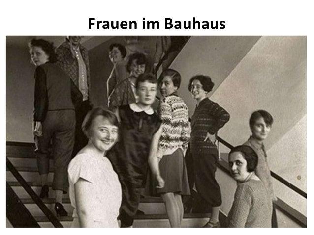 Frauen im Bauhaus