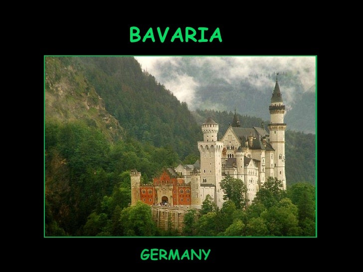 BAVARIA GERMANY