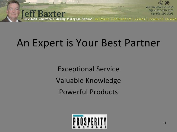 An Expert is Your Best Partner Exceptional Service Valuable Knowledge Powerful Products
