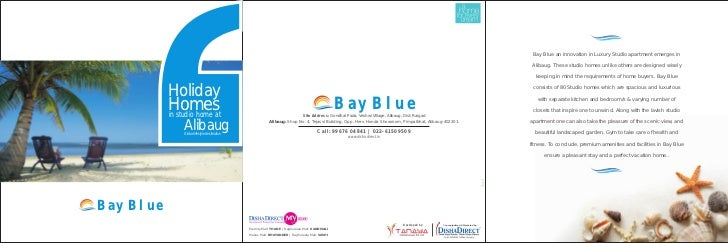 Bay Blue Alibaug