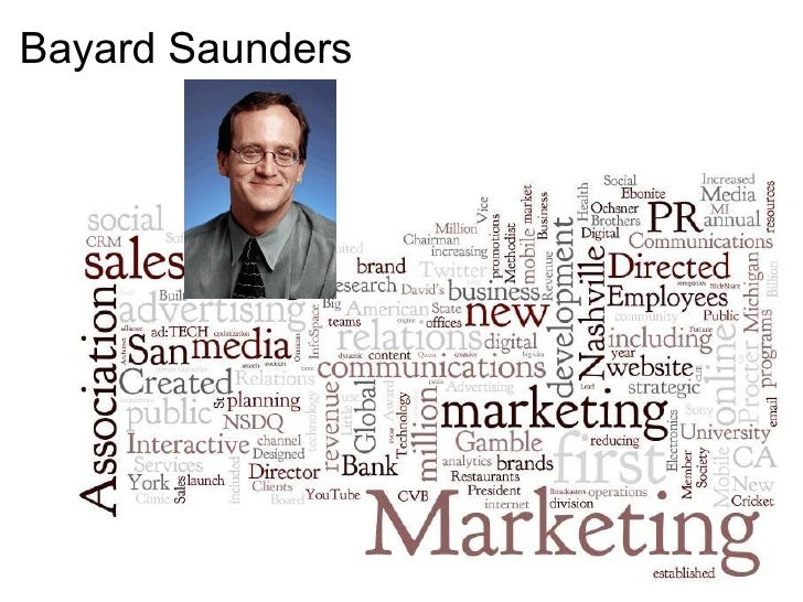 Bayard Saunders